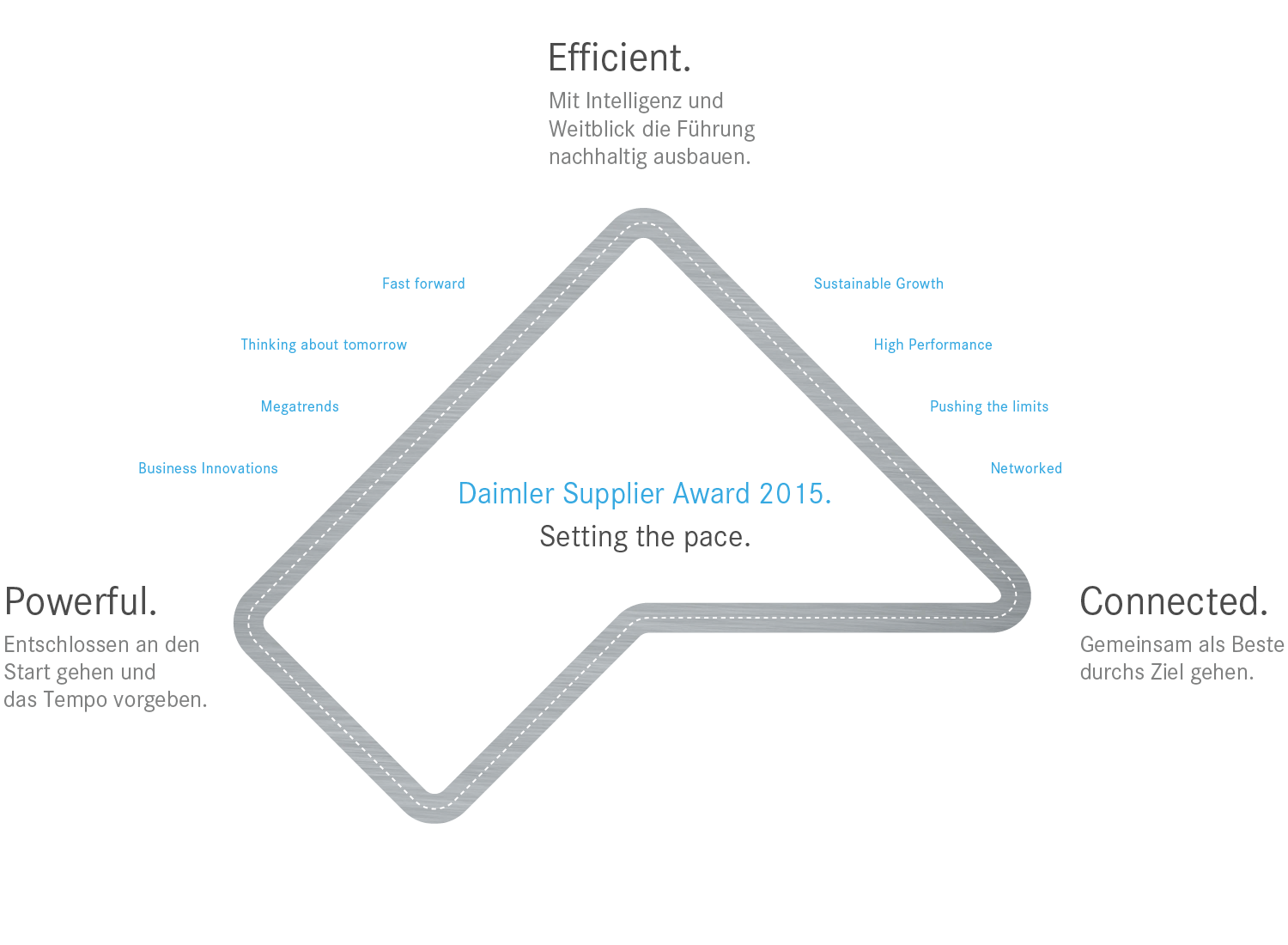 Daimler Supplier Award 2015